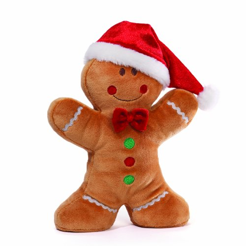 Gund Christmas 'Cinna-man'-Boy Plush