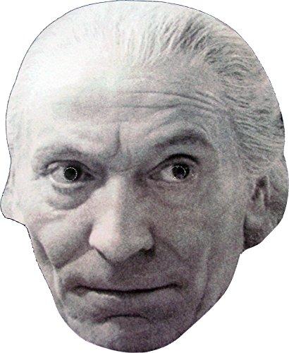 Docteur Who - 1er Docteur (1st Doctor) - Masque de Visage Fait en Carte Rigide