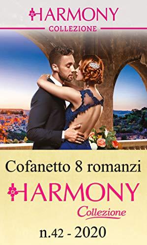Cofanetto 8 Harmony Collezione n.42/2020 (Italian Edition)