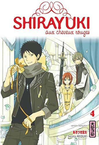Shirayuki aux cheveux rouges - Tome 4