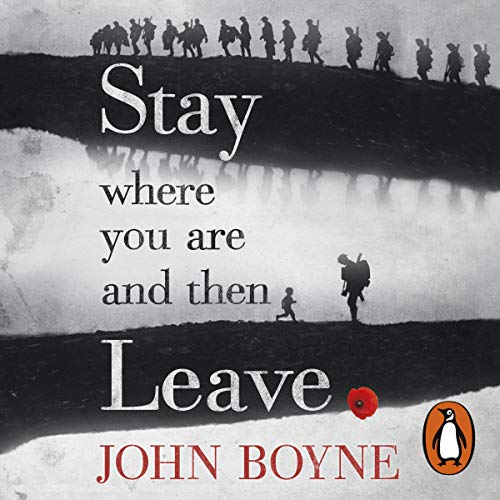 Stay Where You Are and Then Leave cover art