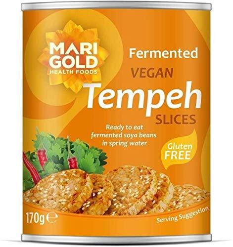 Marigold Natural Tempeh Cans 280g