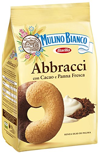 Mulino Bianco Kekse 'Abbracci', 350 g