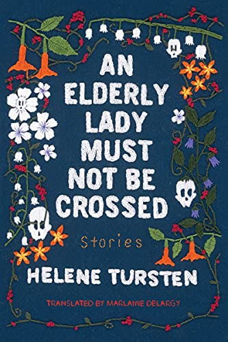 Image of An Elderly Lady Must Not Be Crossed