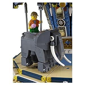 Amazon.co.jp - レゴ クリエイターエキスパート メリーゴーランド 10257