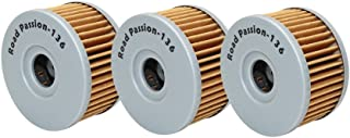 Road Passion Ölfilter für DR350S 1990 1996 DR350SE 350 1997 2000 (3 Stück)