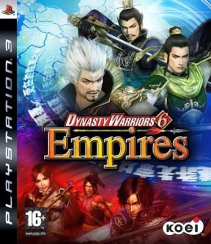 Dynasty Warriors 6 : Empires [import anglais]
