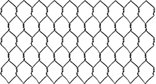 304 Stainless Steel 22 Ga. Chicken Poultry Wire Fence 48
