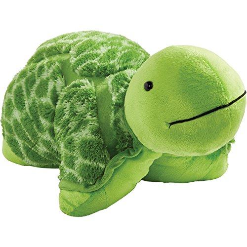 Pillow Pets Originals Teddy Turtle 18' Stuffed Animal Plush Toy