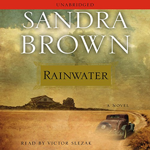 Rainwater audiobook cover art