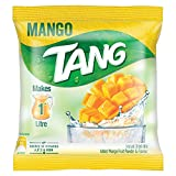Tang Instant Drink Mix, Mango Flavor, 100 grams Pouch (pack of 12)
