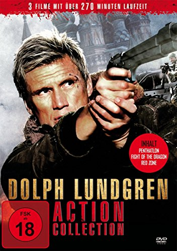 Dolph Lundgren Action Collection