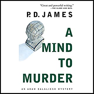 A Mind to Murder audiobook cover art
