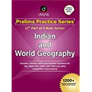 Indian and World Geography: Prelims Practice Series