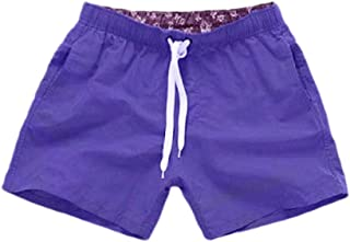 GAGA Men Swimming Shorts Swimwear Swimsuit Boardshorts with Pocket