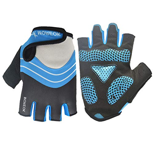 Half Hand Handschoenen Voor Mannen Vingerloze Handschoenen Winter Handschoenen Voor Mannen Mountainbike Handschoenen Heren