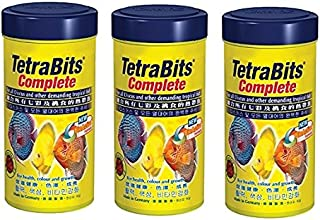 Pawsitively Pet Care Tetra Bites Food for Fish (93 Gm/300 ml) - Pack of 3