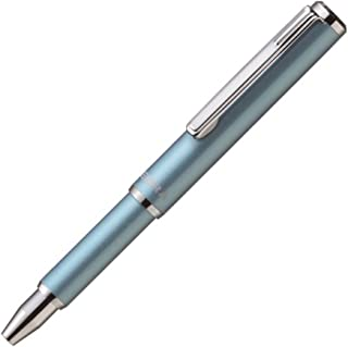 Zebra SL-F1 Mini Ballpoint Pen, 0.7 mm, Light Blue Body, Black Ink (BA55-LB)