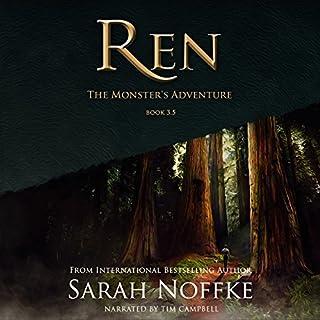 Ren: The Monster's Adventure audiobook cover art