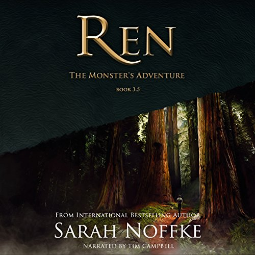Ren: The Monster's Adventure audiobook cover art