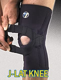 J-LAT Lateral Subluxation Support, Left, Medium