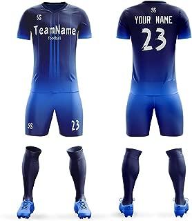 KXK Custom Soccer Jerseys - Men Sportwear Kid Outfits - Adult Football Jerseys
