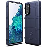 Sucnakp Galaxy S20 FE Case Samsung S20 FE Case Heavy Duty Shock Absorption Phone Cases Impact Resistant Protective Cover for Samsung Galaxy S20 Fan Edition 5G(New Blue)