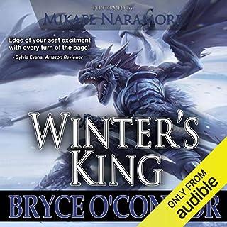 Winter's King audiobook cover art