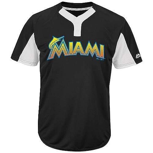 Miami Marlins Jersey: Amazon.com