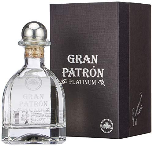 Patron Platinum Tequila (1 x 0.7 l)