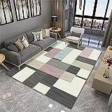 Carpet Alfombra Infantil Lavable En Lavadora Teppich Wohnzimmer Grau Weißer Platz Kleine Teppich Schlafzimmer Kinder Teppich Alfonbras Infantil 40X60CM