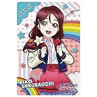 ラブライブ!サンシャイン!! The School Idol Movie Over the Rainbow ウエハース2 [11.桜内梨子 (ブロマイドカード2:僕らの走ってきた道は・・・衣装ver.)](単品)