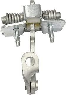 De Metal de Puerta de Coche Compruebe la Correa de reemplazo tapón Derecho Delantero Izquierdo 206 206CC 9181C8
