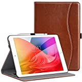 ZtotopCase iPad 7th Generation 10.2 Inch 2019, PU Leather Slim Folding Stand Cover with Auto Wake/Sleep,Multiple Viewing Angles for Newest iPad 7th Gen 10.2