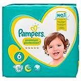 Pampers 81687009 Premium Protection windeln, weiß