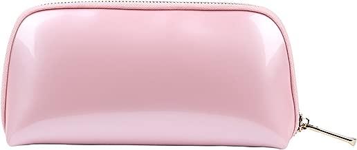 Vigourtrader Women Cosmetic Bag Candy Color Evening Party Waterproof Makeup Pouch Handbag Clutch Purse