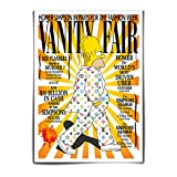 FINDEMO MJ_ART Shop Simpsons Poster Wandkunst Home