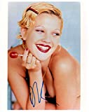 Drew Barrymore Autographed Photo