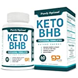 Premium Keto Diet Pills - Utilize Fat for Energy with Ketosis - Boost Energy & Focus, Manage Cravings, Support Metabolism - Keto Bhb Supplement for Women & Men - 30 Days Supply