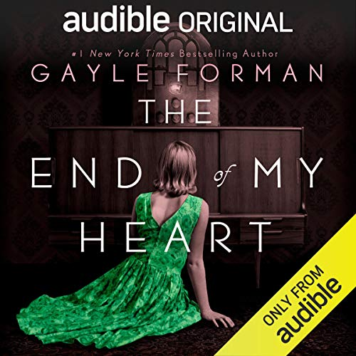 The End of My Heart audiobook cover art