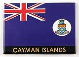 Cayman Islands Flag Caribbean Fridge...