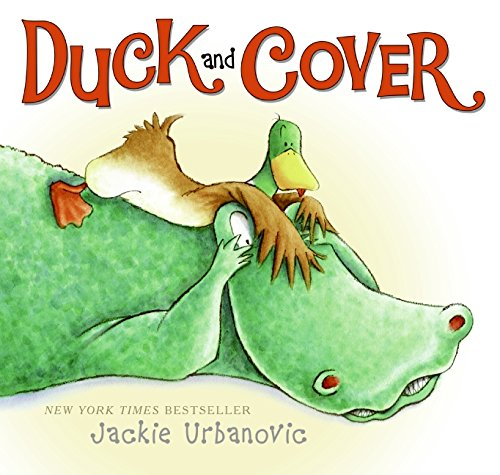 Image of Duck and Cover (Max the Duck)