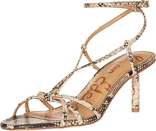 Sam Edelman womens Pippa Shoes Heeled Sandal, Desert Multi, 8.5 Wide US