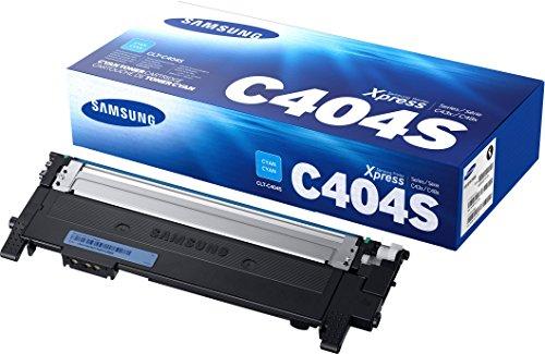 HP TONHPS480 Tóner S Print St972A - Clt-C404S/Xax - 1000 Páginas, Cian, Pack of/Paquete de 1