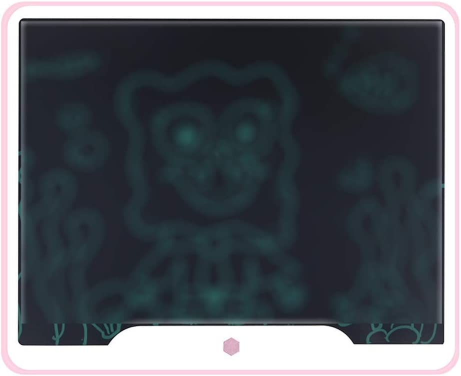 Color : Blue B, Size : 15 inches LCD Writing Tablet 15 Inch LCD Handwriting Board Graffiti Smart LCD Electronic Drawing Board Children Light Energy Blackboard LCD Writing Tablet Drawing Board