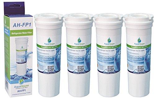 4x AH-FP1 kompatibel Wasserfilter für Fisher & Paykel 836848, 836860, 67003662 Kühlschrank Wasserfilter