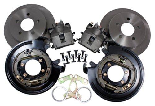 "Yukon YPDBC-01 11"" Disc Brake Conversion Kit Rear for Ford 9""/8.8"""