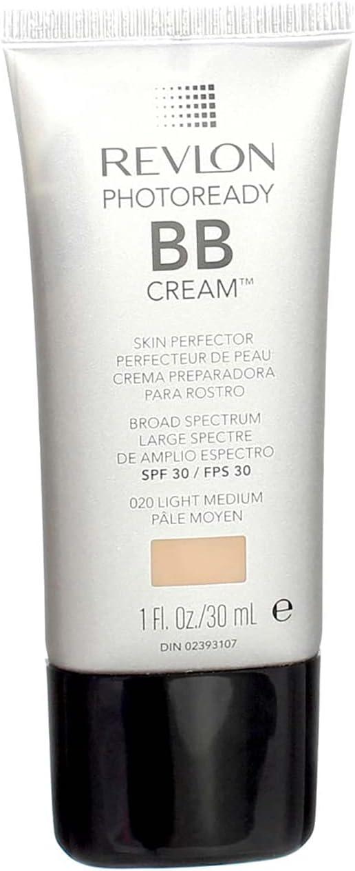 Revlon PhotoReady Light Medium BB Cream Ranking TOP14 2 c Perfector Max 62% OFF Skin per -