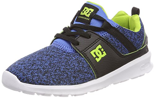 DC Shoes Jungen Heathrow TX SE Sneaker, Blau (Blue/Black/White - Combo Xbkw), 37 EU
