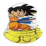 Feeling-Right Unisex Bandanas Yamcha Dragon Ball Cuello Polaina Cubierta de la Cara...